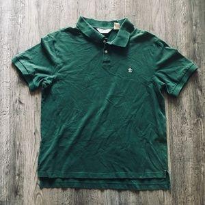 Original Penguin Hunter Green S/S Polo Shirt